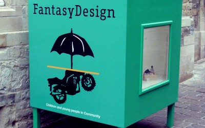 "Evalua­tion of the EU-Project ""Fantasy Design – Children in Commu­nity (2009–2011)"""